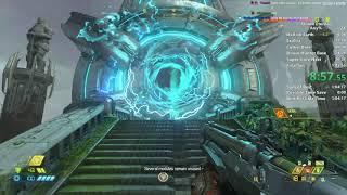 Doom Eternal Speedrun in 1:03:25