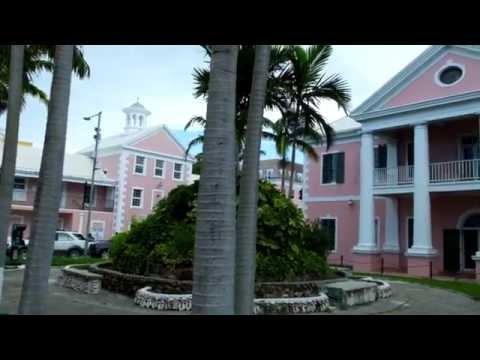 Nassau, Bahamas: Parliament Building