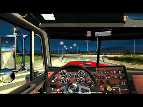 Euro Truck Simulator 2 01 09 2016   Bialystok   Lublin