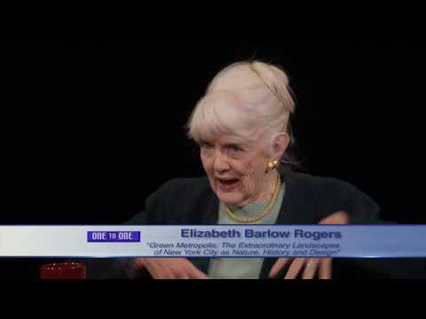 "One to One - Elizabeth Barlow Rogers, ""The Green Metropolis"""