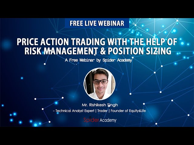 Price Action Trading Strategy using Risk Management & Position Sizing by Rishikesh Singh