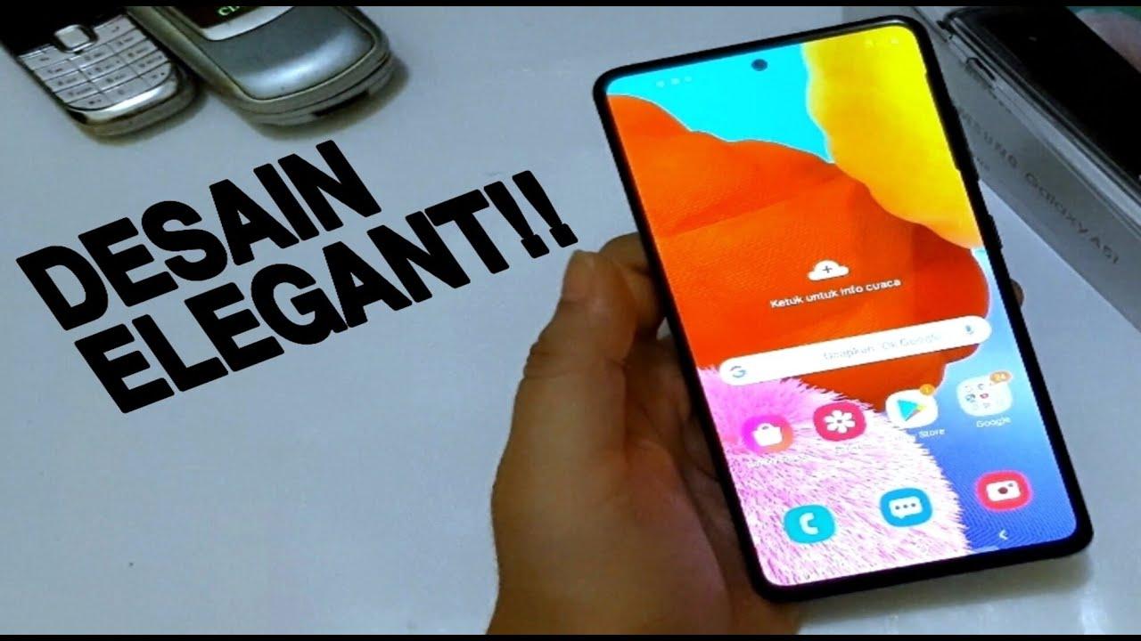 smartphone samsung terbaru 2020 - Unboxing - YouTube