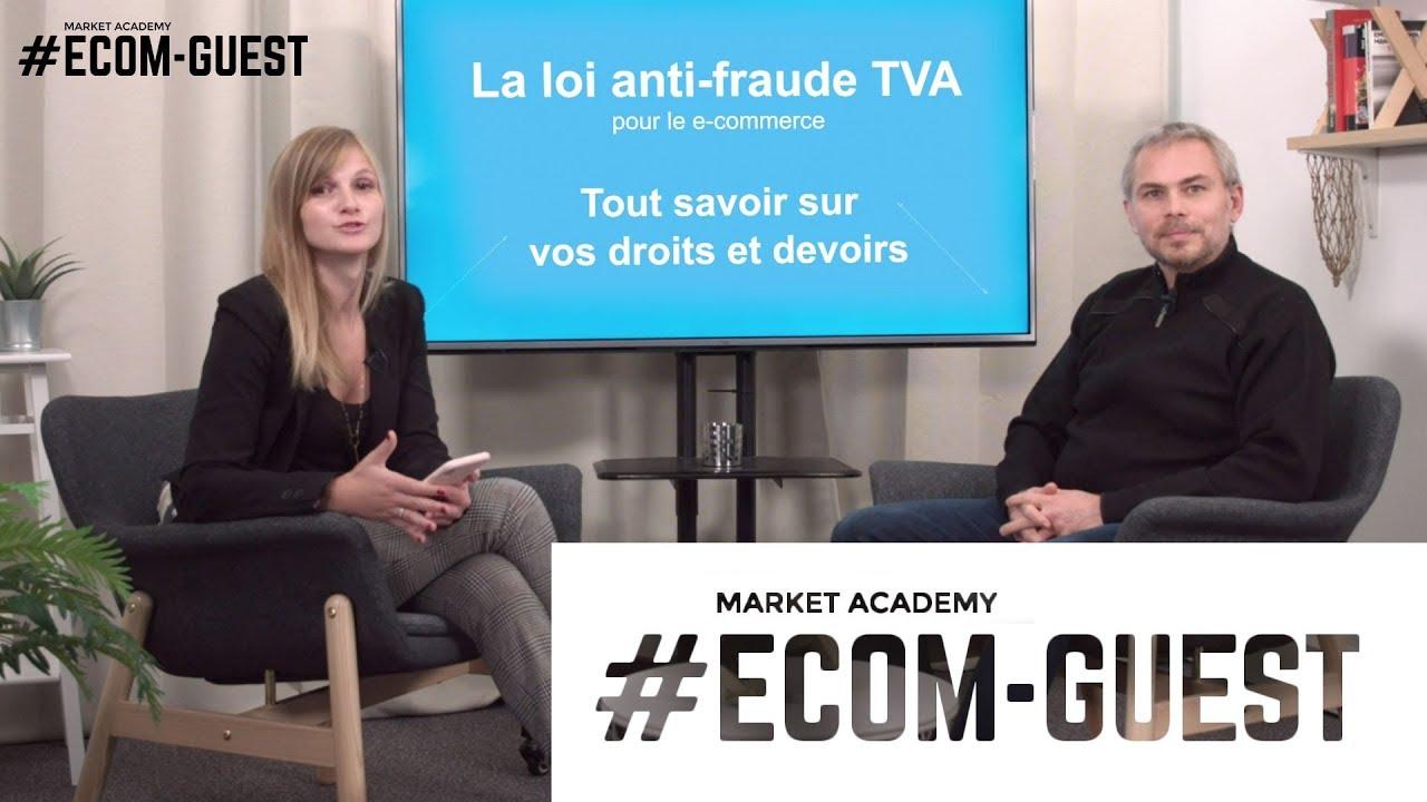 Interview législation e-commerce chez Market Academy #ECOMGUEST