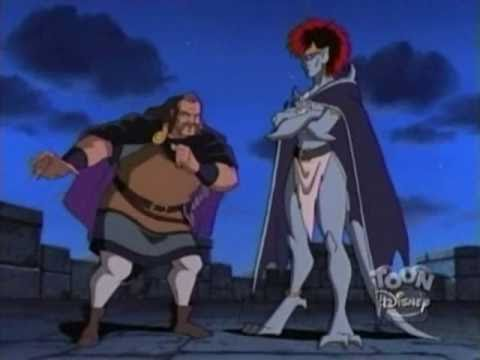 Demona Is Her Own Worst Enemy