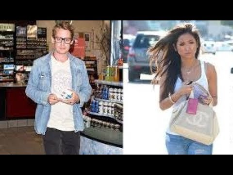 Macaulay Culkin steps out with Brenda Song in Los Angeles