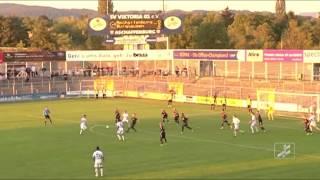 Viktoria Aschaffenburg - SV Wacker Burghausen (Regionalliga Bayern 15/16, 10. Spieltag)
