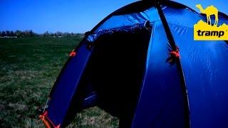 Палатка Tramp Sphinx. Обзор, установка, инструкция.