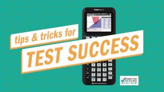 Equations & Expressions with the TI-84 Plus CE graphing calculator