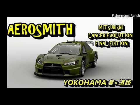 YOKOHAMA ON ROAD♯32 AEROSMITH
