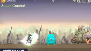 Loo Hero - Deadly Stinky Land gameplay walkthrough