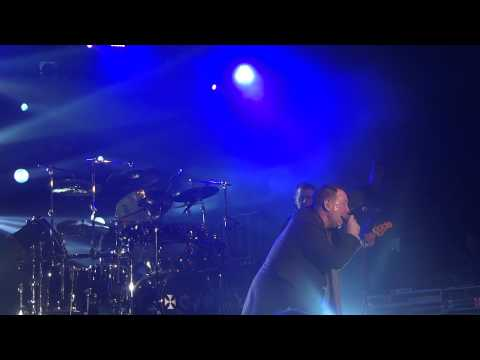 Simple Minds - Hypnotized live in Warsaw (02-03-2014, Stodola Klub) HD