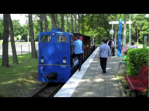 A visit to the Berlin Children's Railway
