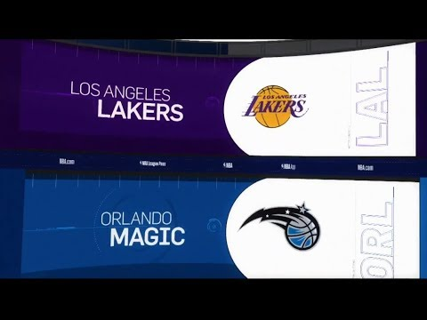 LA Lakers vs Orlando Magic Game Recap | 11/17/18 | NBA