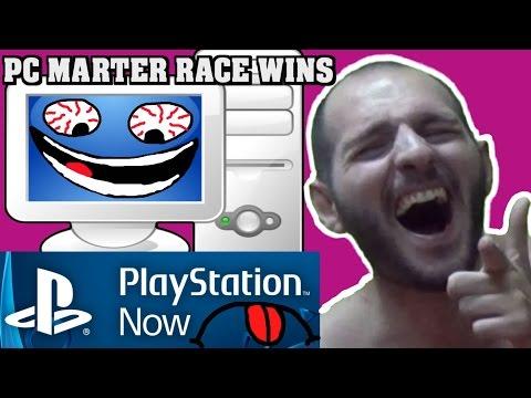 ¡¡¡PLAYSTATION NOW SE RINDE AL PC MASTER RACE!!! - Sasel - Alarma - Negativos - Sony - Español