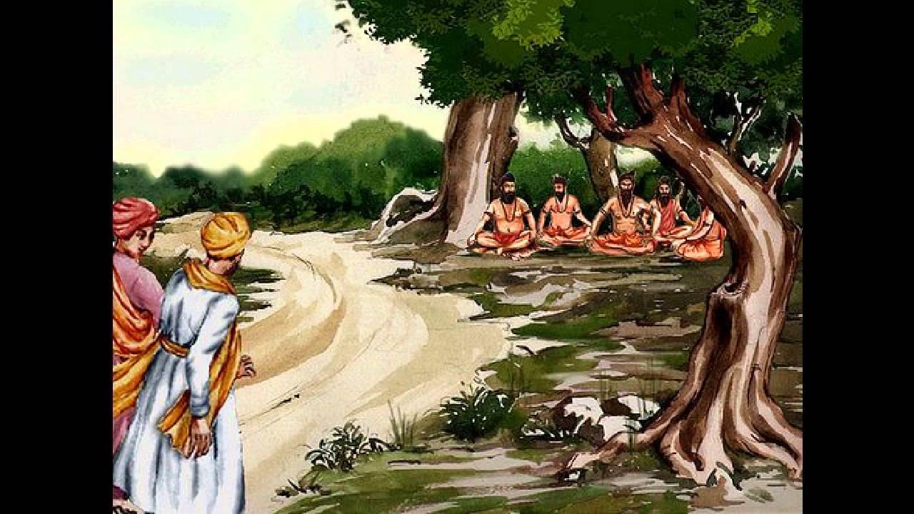 Guru Nanak Dev Ji Hd Wallpaper Sacha Sauda Sri Guru Nanak Devji Sakhi Youtube