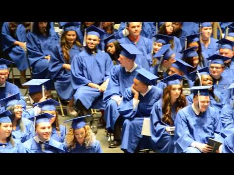 2017 graduation pt3  james ford rhodes high school cleveland ohio