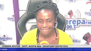 Oyerepa Afutuo: She got marriage at 27yrs  28-9-2020