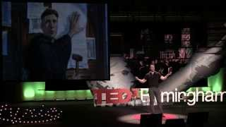 Leaving a Legacy Through Intent: Jim Cavale at TEDxBirmingham 2014