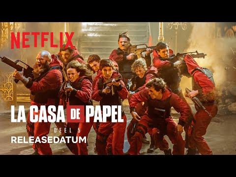 La Casa de Papel: Deel 5   Releasedatum   Netflix