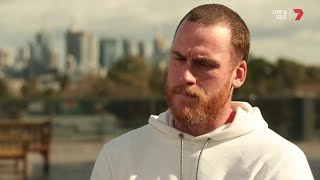 Jarryd Roughead opens up on his cancer battle