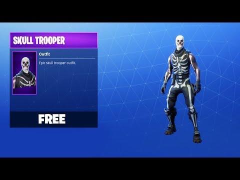 new-fortnite-update-out-now-new-skull-trooper-free-skin-in-fortnite-fortnite-battle-royale
