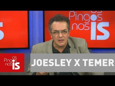 Tognolli: JBS Manda No Incra Mesmo Com Briga Joesley X Temer