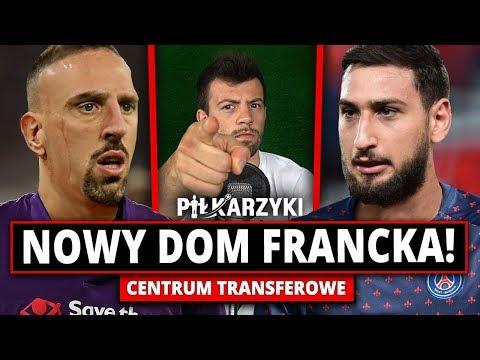 RIBERY W VIOLI! Donnaruma W PSG?! | Piłkarzyki
