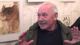o1.ua - Выставка Геннадия Гармидера
