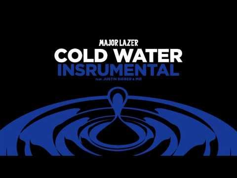 Major Lazer Ft Justin Bieber - Cold Water (Instrumental)