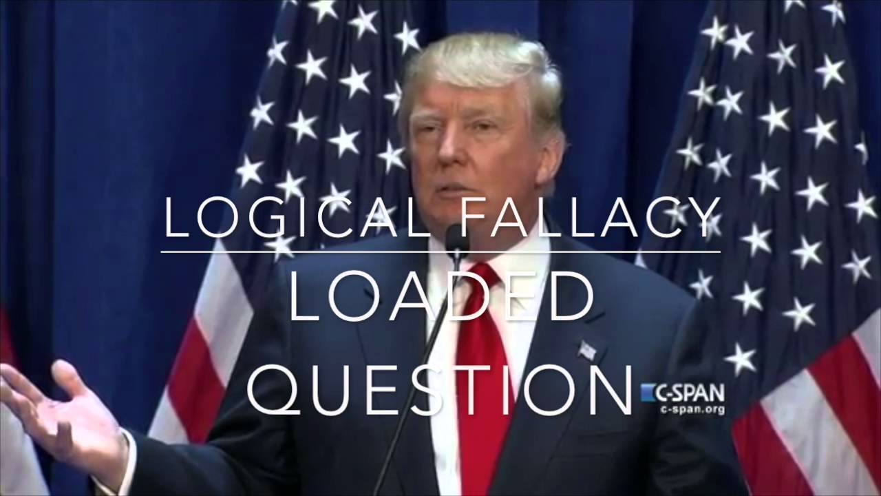 analyzing trump logical fallacies in minutes