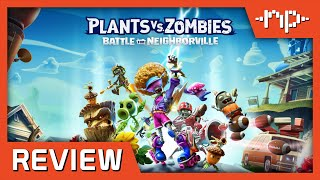 Plants vs. Zombies: Battle for Neighborville Switch Review - Noisy Pixel