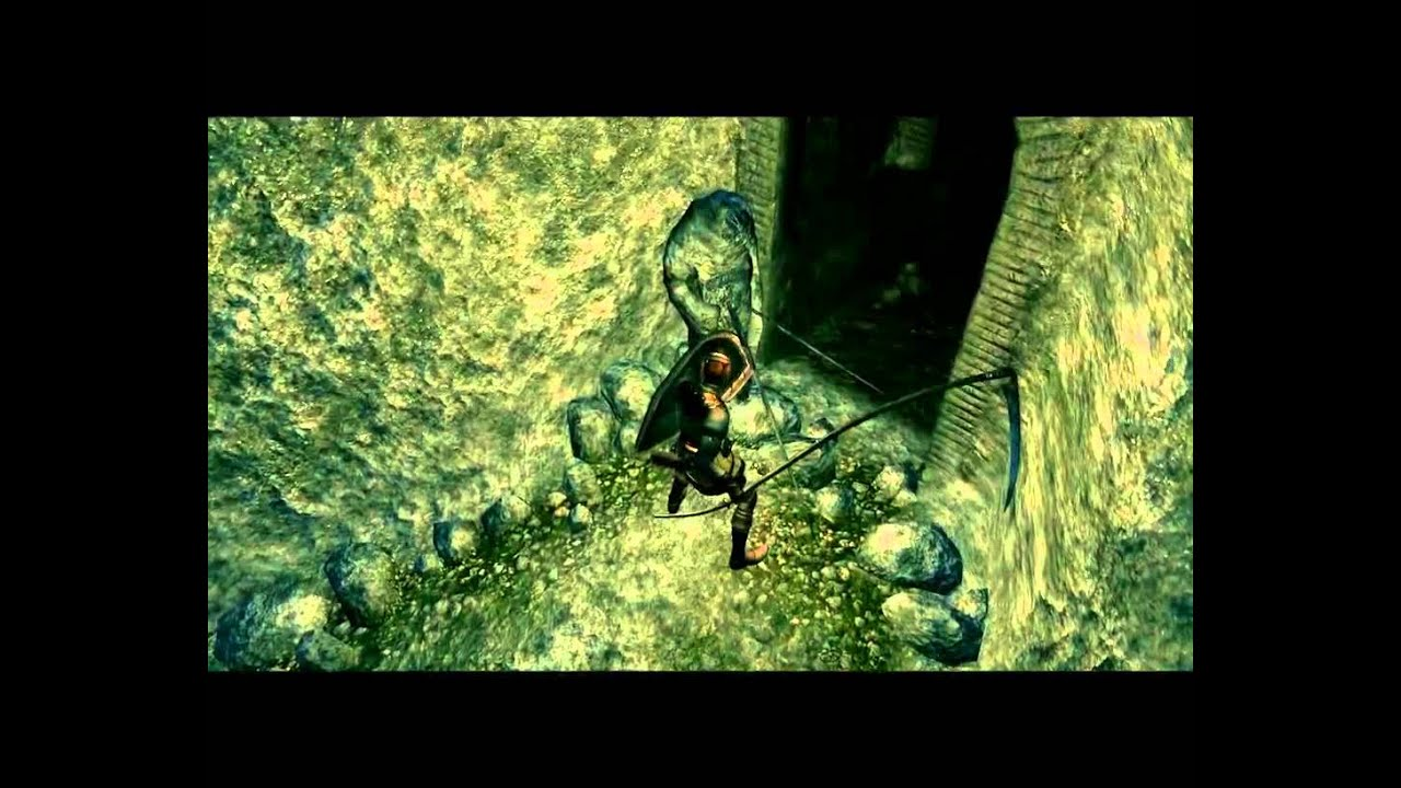 Dark souls ambient sounds catacomb statues youtube