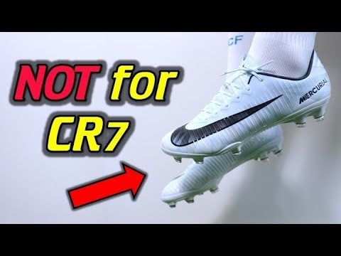 CR7 Can't Wear These! Nike Mercurial Vapor 11 CR7 Chapter 5 Cut To Brilliance Review + On Feet