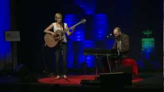 Repeat youtube video Live at TEDxSonomaCounty: Pomplamoose at TEDxSonomaCounty
