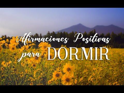 AFIRMACIONES POSITIVAS PARA DORMIR | DESPERTAR FELIZ | EASY ZEN