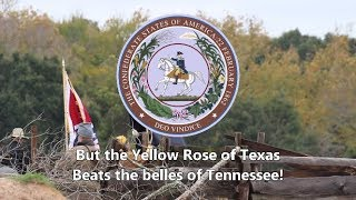 The Yellow Rose of Texas - Confederate Civil War Song
