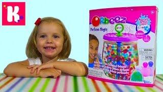 Орбиз волшебный парфюм набор c разноцветными шариками Orbeez Parfue Maker set