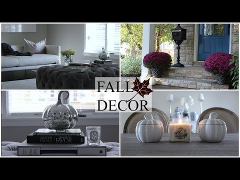FALL DECOR | Simple & Chic