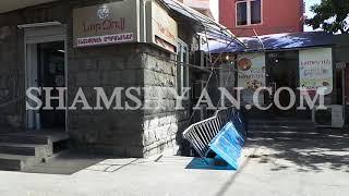 Երևանում «կիսլորոդի» և գազի միջոցով բանկոմատ են պայթեցրել՝ հափշտակելով 3 մլն 300 հազար դրամ