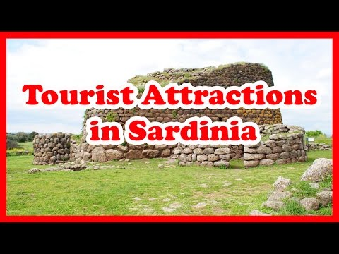 5 Top-Rated Tourist Attractions in Sardinia, the Mediterranean Sea | Italy Travel Guide
