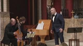 """Mathieu Salama """"Piangerò la sorte mia"""" (Giulio Cesare) Georg Friedrich Händel"""