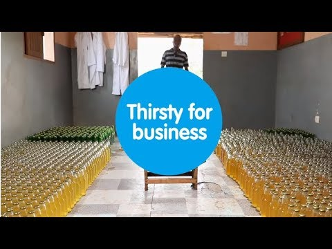 Thirsty for business - SNV Benin