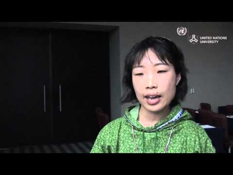 Human-Whale relationship in the face of climate change - Dr Chie Sakakibara