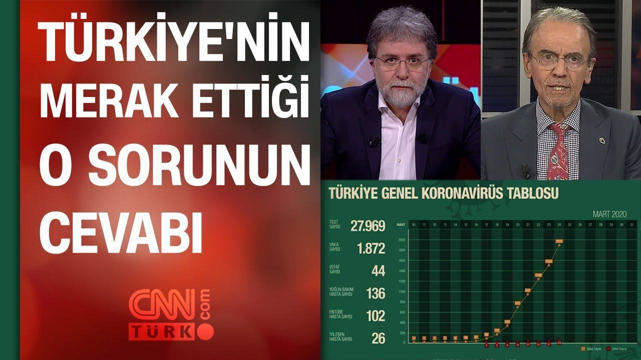 Ahmet Hakan sordu, Bilim Kurulu Üyesi tüm Türkiye'nin merak ettiği soruyu yanıtladı