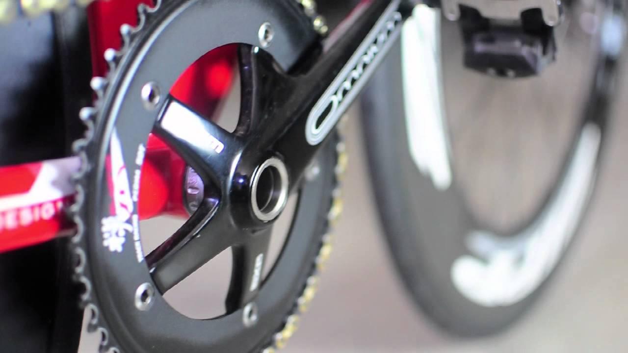 Cervelo T1 Video Bike Check Youtube