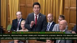MP Shaun Chen - Maiden Speech - Nov 15, 2016