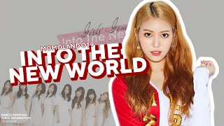 "Momoland OT9 — ""Into the new world"" (Girls' Generation) ‹ Da…"