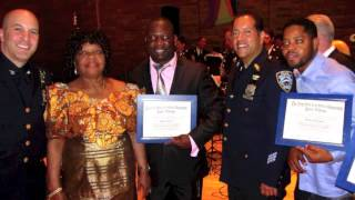 Rosiny Deronette Graduation from the Police Academy.