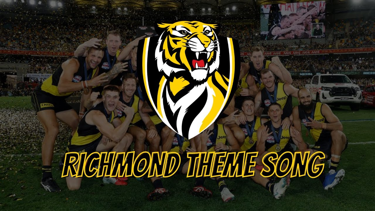 2020 Richmond Tigers Theme Song - YouTube