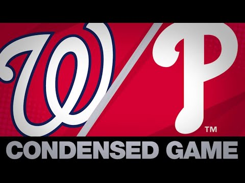 Condensed Game: WSH@PHI - 4/8/19
